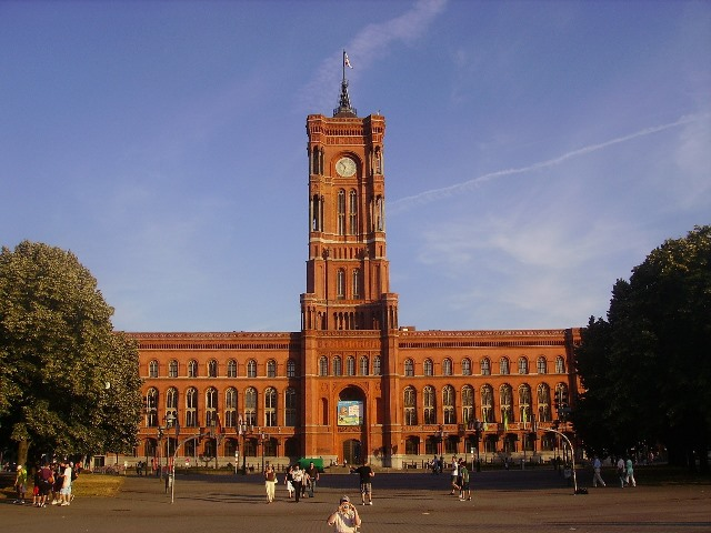 Red City Hall Berlin