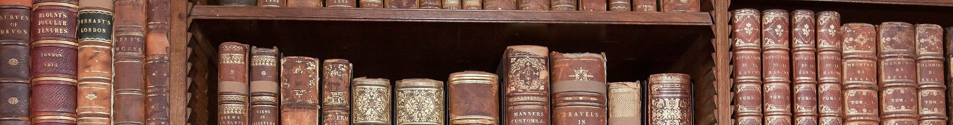 Bücher vermitteln Wissen