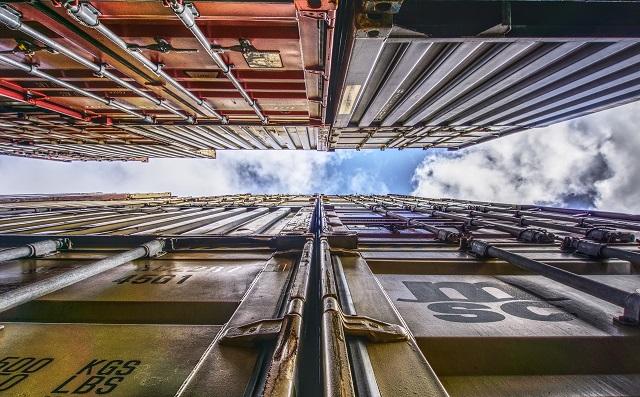 Container für den kombinierten Verkehr