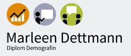 Logo Marleen Dettmann
